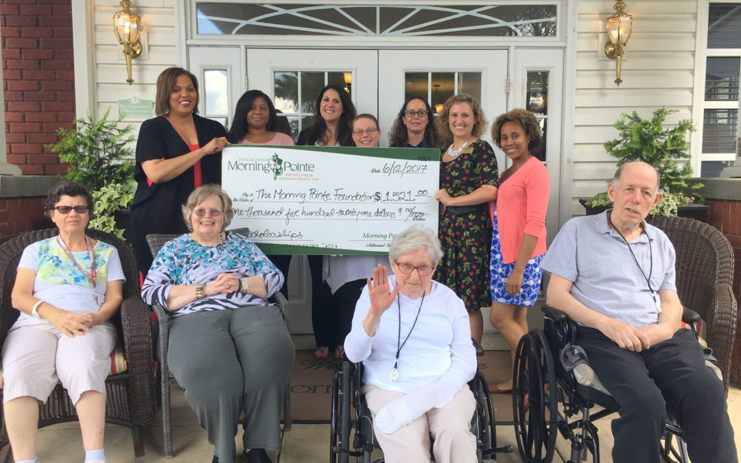 Morning Pointe Yard Sale Raises Funds for Memory Care, Caregiver Support Initiatives