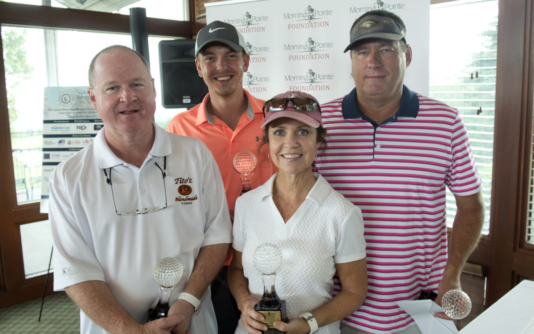Morning Pointe Hosts 3rd Annual Mastering Memory Care Golf Tournament