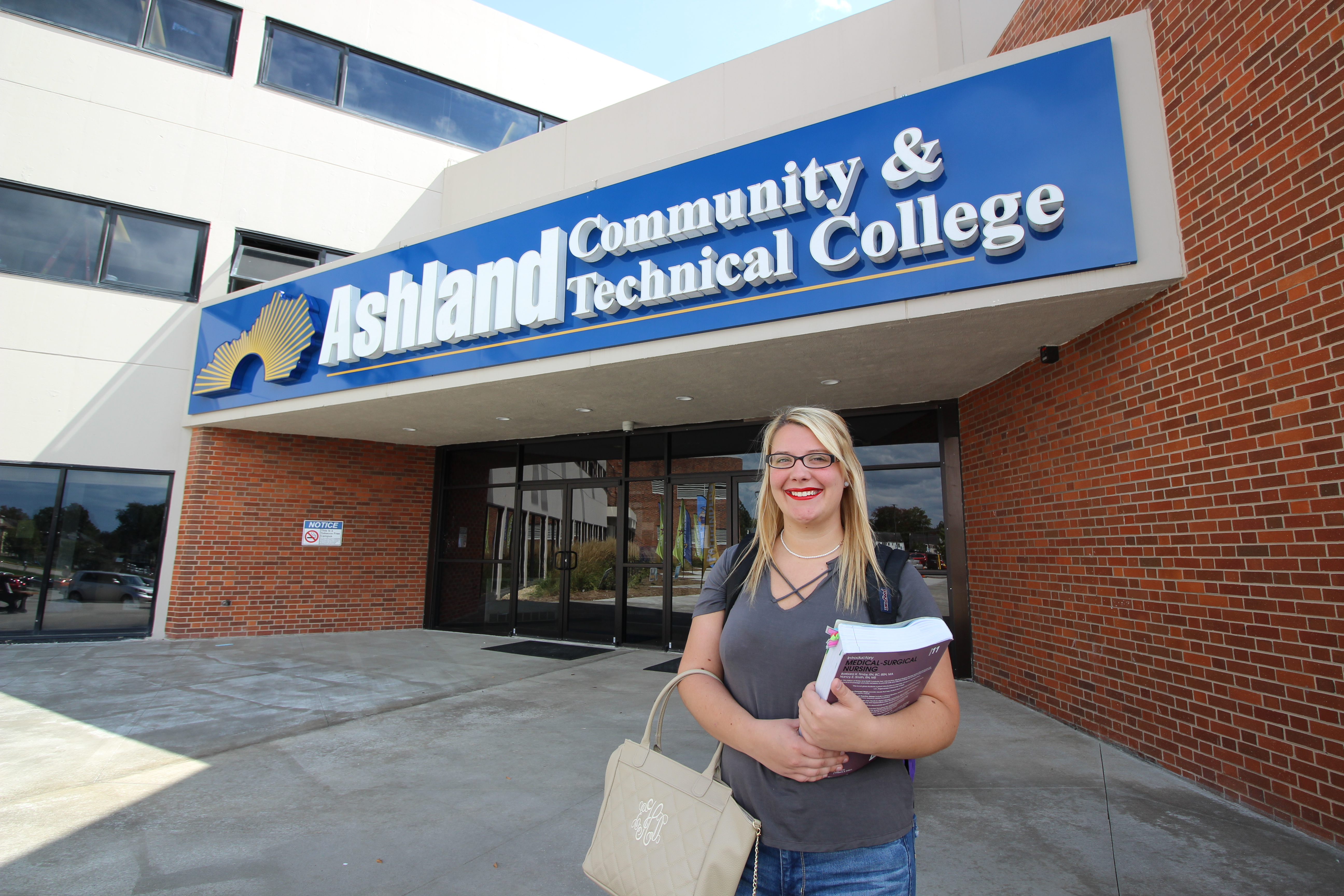 Morning Pointe Foundation Awards Practical Nursing Scholar at Ashland Community and Technical College