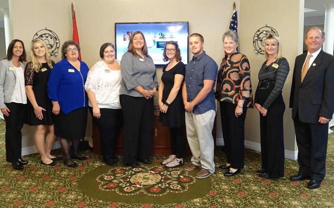 Morning Pointe Foundation Recognizes Tusculum College Nursing Scholar