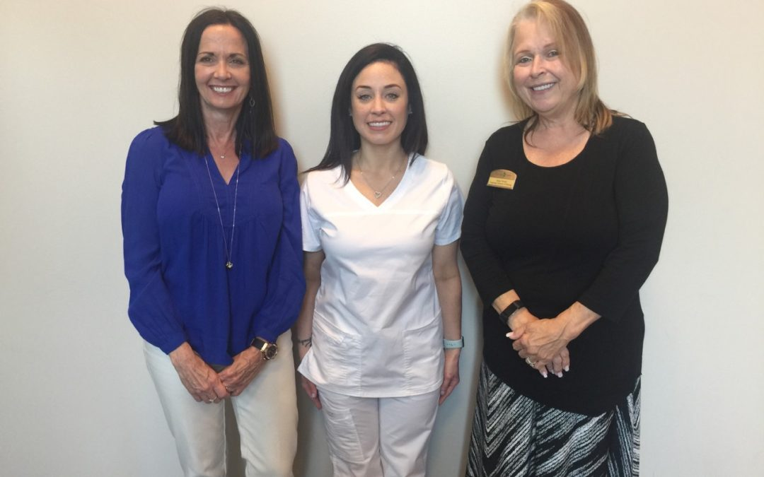 Morning Pointe Scholar Honored at Chatt State Nurse Pinning Ceremony