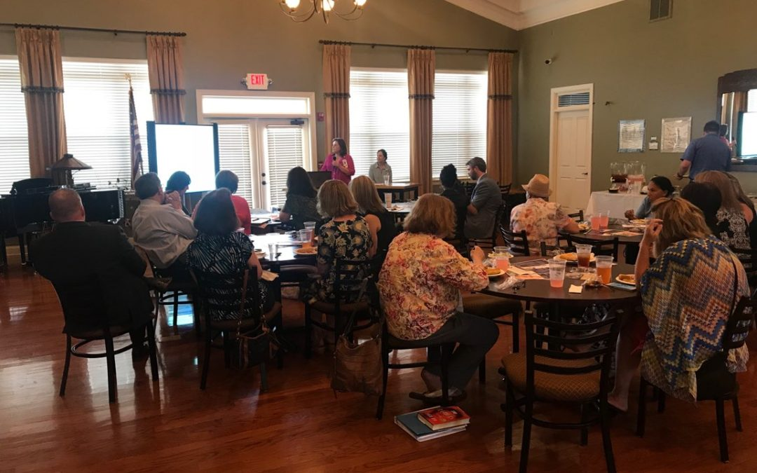 """Morning Pointe's """"Caregiver Cafe"""" Explores Compassion Fatigue"""