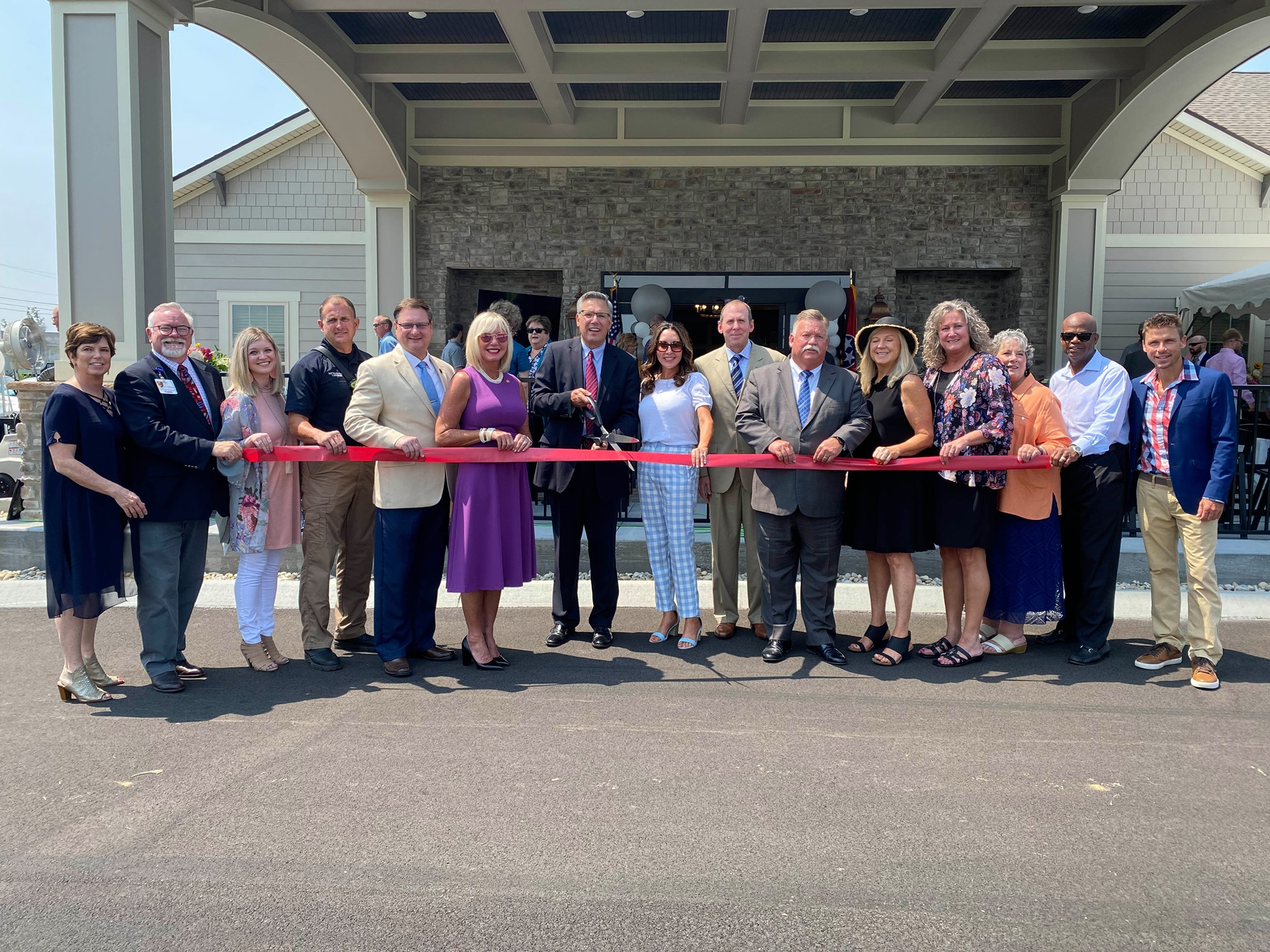 The Lantern At Morning Pointe Alzheimer's Center of Excellence Celebrates Re-Opening