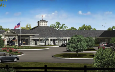 Morning Pointe of Hardin Valley Senior Living Campus 60% Complete, On Track for Early 2022 Opening